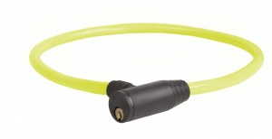M-Wave Automatic cable 600 x 10 mm yellow