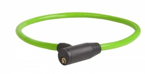 M-Wave Automatic cable 600 x 10 mm green