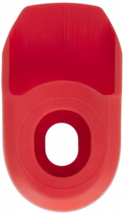 M-Wave crank protectors red 2 pieces