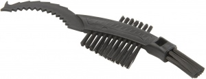 M-Wave cleaning brush black 22 cm