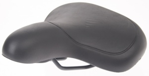 M-Wave Saddle EVA City 262 X 216 mm Black