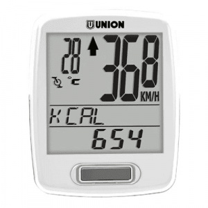 Union bike Union 12TWcomputer wireless white 12 functions