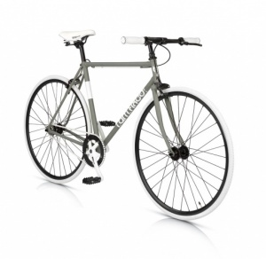 MBM I Am Fixed 28 Inch Heren V-Brake Groen