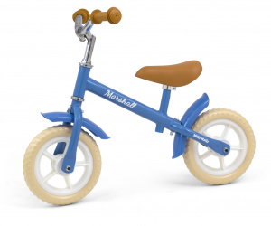Milly Mally loopfiets Junior Blue/Brown