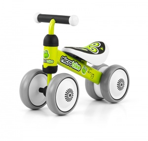 Milly Mally Loopfiets Micro kikker Junior Groen