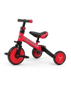 Milly Mally Optimus 3-in-1 Junior Rouge