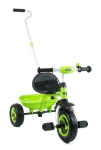 Milly Mally Turbo driewieler Junior Green/Black