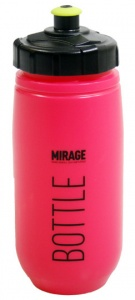 Mirage bouteille 600ml rose