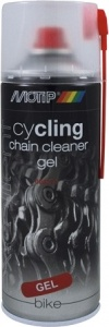 Motip Cycling Kettenreiniger Gel 400 ml