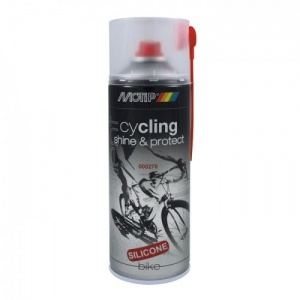 Motip reiningingsmiddel cycling shine en protect 400 ml