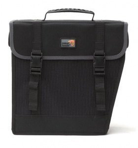 New Looxs Pannier links 16 Liter schwarz