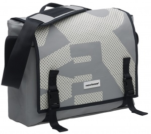 New Looxs Pannier Postino Office 14 Liter grau