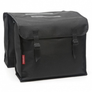 New Looxs double pannier NL Cameo 30L black