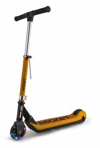 Ninco E-Scooter Rocket Junior Voetrem Oranje