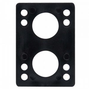 Osprey shock absorber / riser pad black 8-14 mm