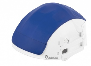 Overade Helm Cover Blauw