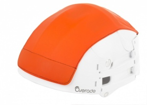 Overade Helm Cover Oranje