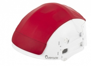 Overade Helm Cover Rood