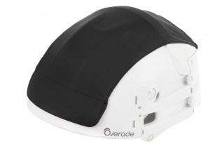 Overade Helm Cover Zwart