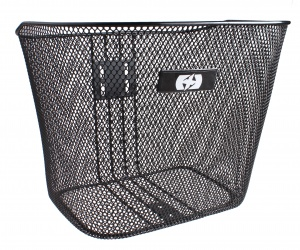 OXC bicycle basket for 19 litres black