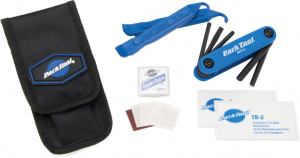 Park Tool repair kit WTK-2steel black/blue 6-piece
