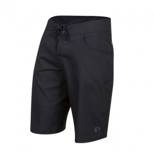 Pearl Izumi cycling shorts Journeymen's polyester black