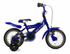 Popal Bike 2 FLY 12 Inch Boys Coaster Brake Blue