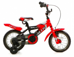 Popal Bike 2 FLY 12 Inch Boys Coaster Brake Red