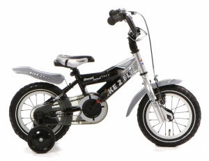 Popal Bike 2 FLY 12 Inch Boys Coaster Brake Black
