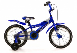 Popal Bike 2 FLY 16 Inch Boys Coaster Brake Blue