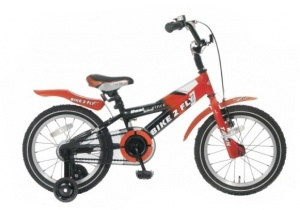Popal Bike 2 FLY 16 Inch Boys Coaster Brake Red