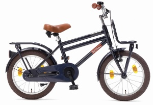 Popal Cooper 18 Inch Boys Coaster Brake Dark Blue