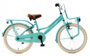 Popal Cooper 20 Inch Girls Coaster Brake Turquoise