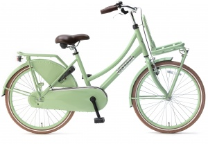 Popal Daily Dutch Basic 22 Inch 36 cm Girls Coaster Brake Green