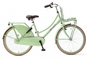Popal Daily Dutch Basic 24 Inch 42 cm Girls Coaster Brake Green
