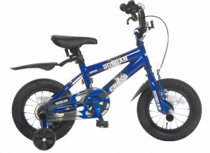 Popal Duncan 12 Inch Boys Coaster Brake Blue