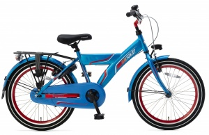 Popal Funjet X 20 Inch Boys Coaster Brake Blue/Red