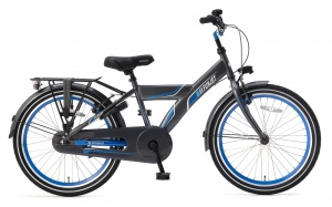 Popal Funjet X 22 Inch Boys Coaster Brake Blue/Grey