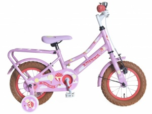 Popal Omafiets 12 Inch 20 cm Girls Coaster Brake Pink