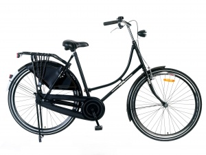 Popal Omafiets 28 Inch Woman Coaster Brake Black