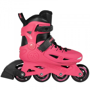 Power Rangers skates One Stargaze junior roze/zwart