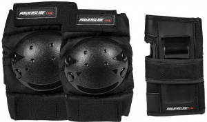 Powerslide protection set One junior black