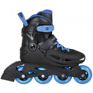 Powerslide skates One Stargaze junior zwart/blauw