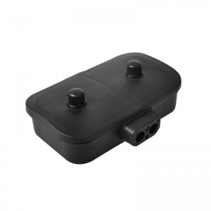ProPlus cable junction box 10-pin black in blister