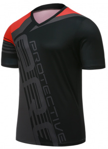 Protective chemise de cyclisme Empire hommes polyester anthracite