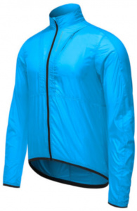 Protective windcheater P-Rise Up mens polyester blue