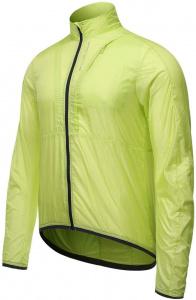 Protective windcheater P-Rise Up mens polyester lime