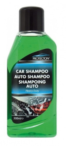 Protecton shampoing Heavy Dutypour voiture 500 ml