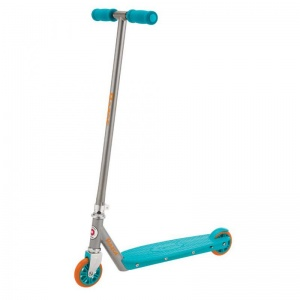 Razor Step Berry cool Junior Voetrem Turquoise