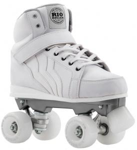 3a282b42fec RIO Roller roller skates Kicks Quads unisex white